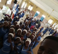 LEADERSHIP WORKSHOP AT ST. LOUIS SECONDARY SCHOOL